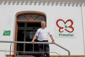 Eduardo Córdoba, Director General de Operaciones de Primaflor.