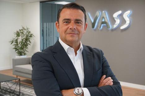 Eduardo García Mellado, nuevo director de AAPP en VASS