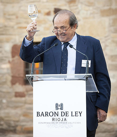 Eduardo Santos Ruiz, Presidente de Barón de Ley.