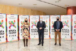 Distinguido con los Premios Educaciudad el municipio de Montemayor