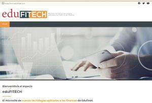 El Proyecto Edufinet de Unicaja participa en la Global Money Week y estrena un microsite de nuevas tecnologías aplicadas a las finanzas