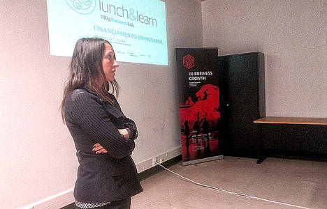 Unicaja y la Universidad del Algarve enseñan a emprendedores portugueses a impulsar sus negocios