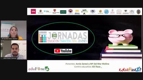 El Proyecto Edufinet de Unicaja inicia en formato online las XII Jornadas de Educación Financiera para Jóvenes