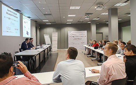 El Proyecto Edufinet de Unicaja organiza por primera vez una edición online de su Olimpiada Financiera, que amplía su alcance al público en general