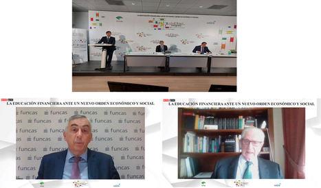 Inaugurado el III Congreso de Edufinet de Unicaja, en el que más de 60 expertos abordan la educación financiera ante un nuevo orden económico y social