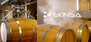 Ekinsa estará un año más en ENOMAQ 2019, feria de la industria del vino y el embotellado