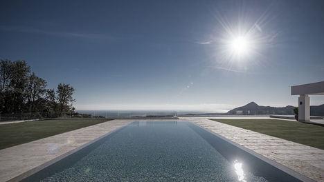 El mar cobra un protagonismo creciente en la arquitectura de lujo