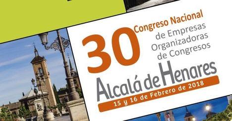 El 30 Congreso Nacional de Empresas Organizadoras de Congresos 2018 abordará las novedades del sector