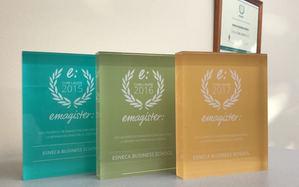 El 4º sello Cum Laude de Emagister y las opiniones de Esneca consolidan el crecimiento de la escuela