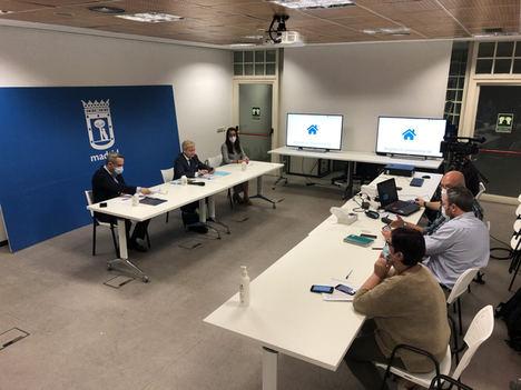 El Ayuntamiento de Madrid adjudica 163 pisos en alquiler en la primera convocatoria pública de esta legislatura