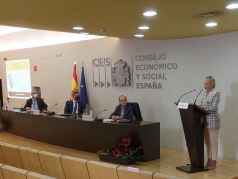 El CES pide al Gobierno la máxima transparencia ante el reparto de fondos europeos para proyectos de digitalización