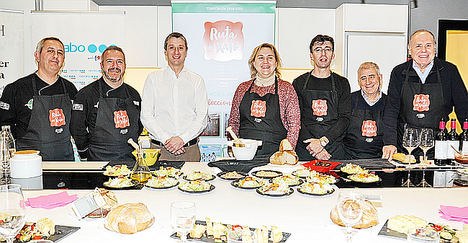 El chef Caprabo presenta una nueva edición de la Ruta Gastrónica del Xató