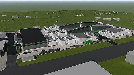 Green Mountain selecciona módulos prefabricados para Data Center de Schneider Electric