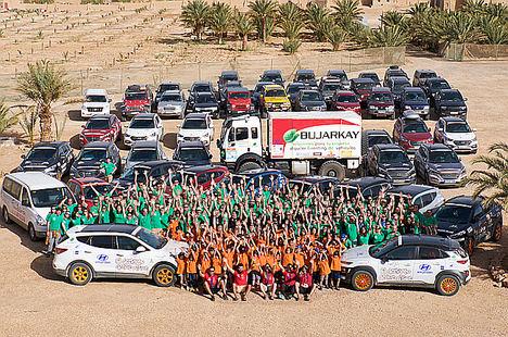 El Desierto de los Niños 2019: Quince años de aventura con Hyundai