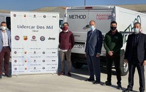 El Fiat Ducato GNC elegido por METHOD Advanced Logistics