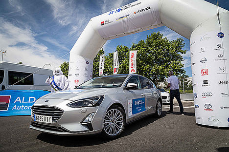 El Ford Focus gana el 12º ALD Ecomotion Tour