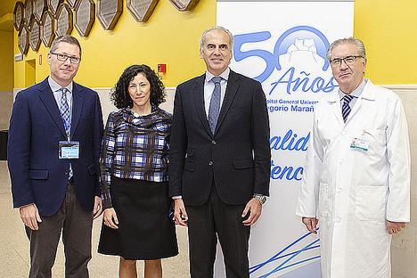 El Gregorio Marañón, líder en estudios de enfermedades como el VIH, acoge la II Jornada de Investigación de la Comunidad de Madrid