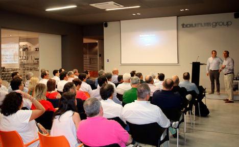 El Grupo Taurus celebra su convención nacional de ventas
