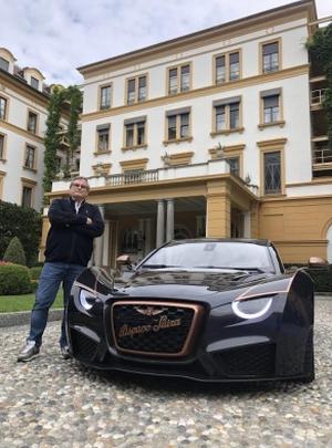 El Hispano Suiza Carmen Boulogne participará en el Concurso d'Eleganza Villa d'Este