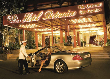 El Hotel Botánico recibe el premio 'Best Spain Luxury Wellness Hotel'