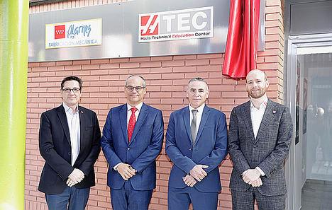 El IES Alarnes de Getafe será el primero de la Comunidad y el tercero de España en tener un innovador proyecto de Fabricación Mecánica