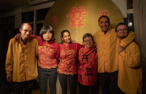 El INOUT Hostel Barcelona da la bienvenida al año nuevo chino
