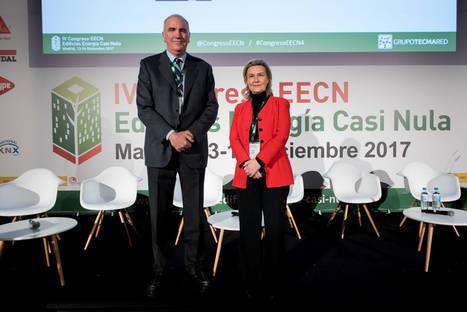 """Fomento avanza lo que será un """"Edificio de Consumo de Energía Casi Nulo"""" en España"""