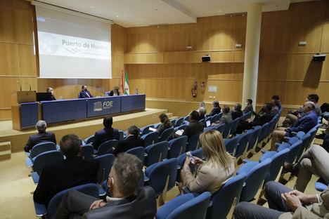 El Puerto abre sus puertas a las empresas onubenses