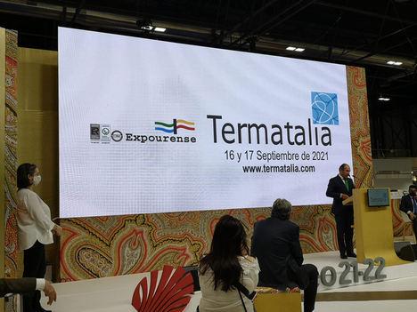 El Balneario El Raposo apoya la presentación de Termatalia 2021 en FITUR