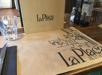 El Restaurante La Plaça de Sant Cugat abre por vacaciones