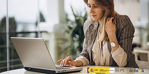 El SEPE subvenciona más de 10.000 plazas en formación online para distintos sectores profesionales