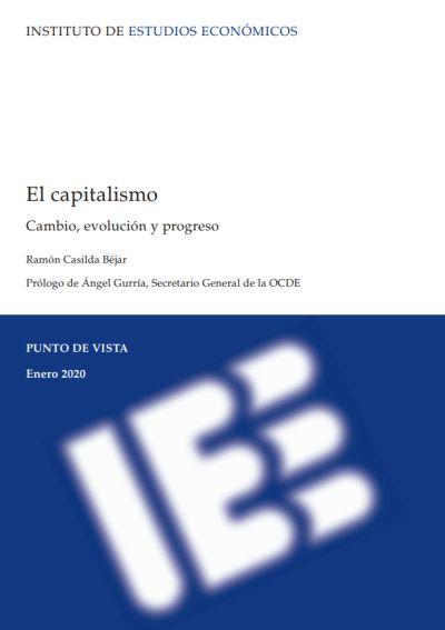 'El capitalismo. Cambio, evolución y progreso' de Ramón Casilda Béjar