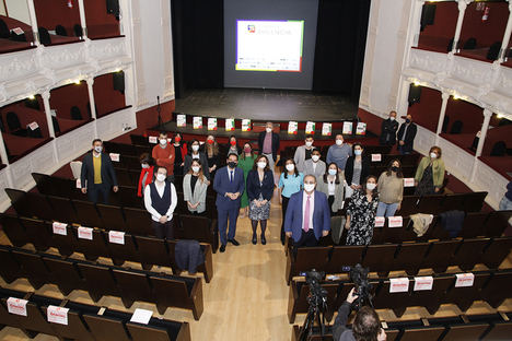 Once modelos de negocio impulsados por programa TIMMIS en Palencia son dados a conocer a inversores regionales y nacionales