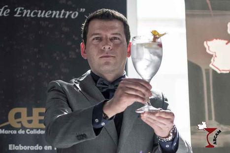 El barman seguntino Nacho Alvarez firma el mejor Gin Tonic de Castilla-La Mancha