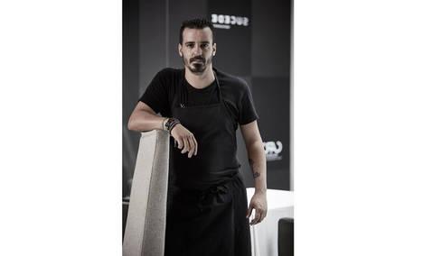 El chef. Miguel Ángel Mayor.
