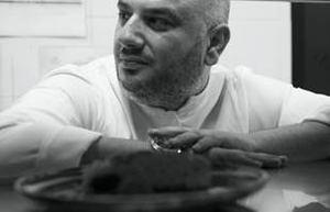 El chef Ismael Alonso.