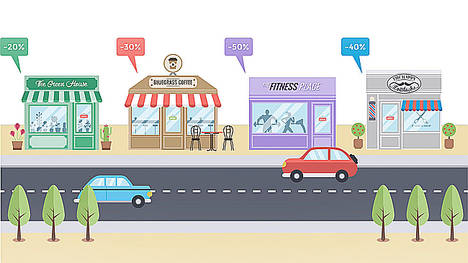El comercio local se suma a la digitalización y al marketing de proximidad