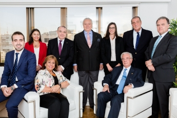 El despacho Rodríguez Arribas se consolida a los dos años de su creación