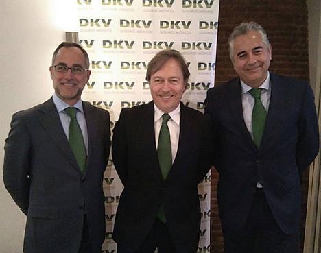DKV aumenta la facturación en seguro de Salud un 6% y supera otra vez el crecimiento del mercado