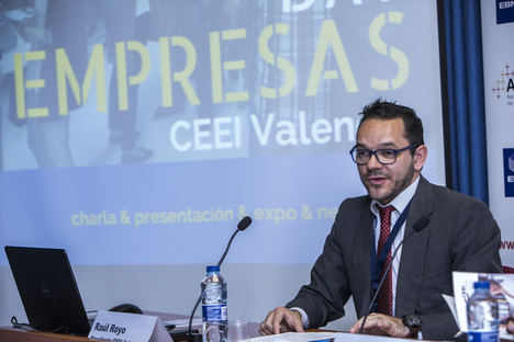 Raúl Royo es reelegido presidente del CEEI Valencia para un segundo mandato