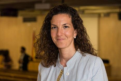 Elena Gonzalez-Blanco Garcia, profesora asociada de la Escuela de Negocios EI en España y Directora General para Europa de CoverWallet.