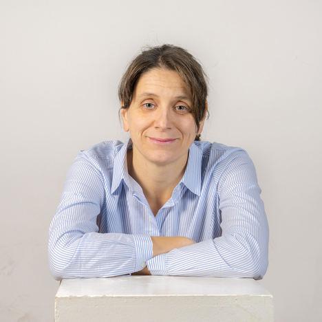 Elena Heras, Arquitecta.