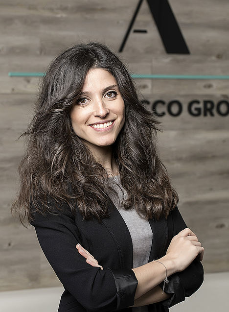 Elena Riber, LifeSciences Sales Director del Grupo Adecco en España
