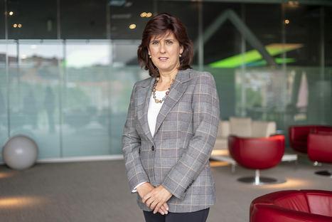 Elena Zarraga, directora general de LKS NEXT, elegida nueva presidenta del Clúster GAIA