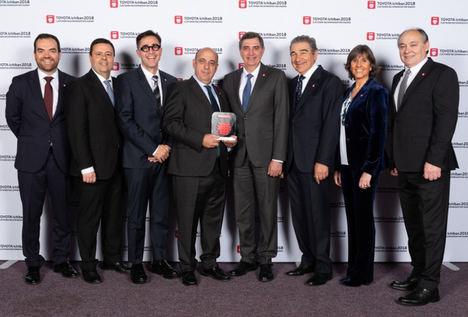Tres concesionarios españoles, entre los mejores de Europa por su compromiso con la excelencia en la atención al cliente