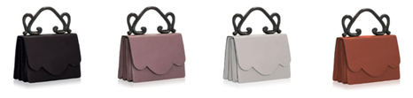 """El hotel CASA FUSTER inspira el nuevo bolso icono de la moda """"made in Barcelona"""""""