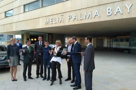 El hotel Meliá Palma Bay recibe a sus primeros clientes