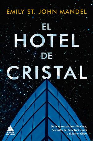 El hotel de cristal de Emily St. John Mandel
