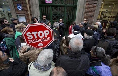 El impago del alquiler ya motiva más desahucios que el de la hipoteca, según el CGPJ