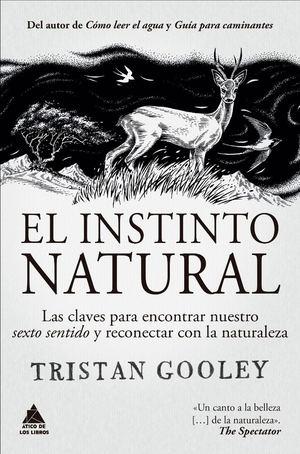 El instinto natural, de Tristan Gooley